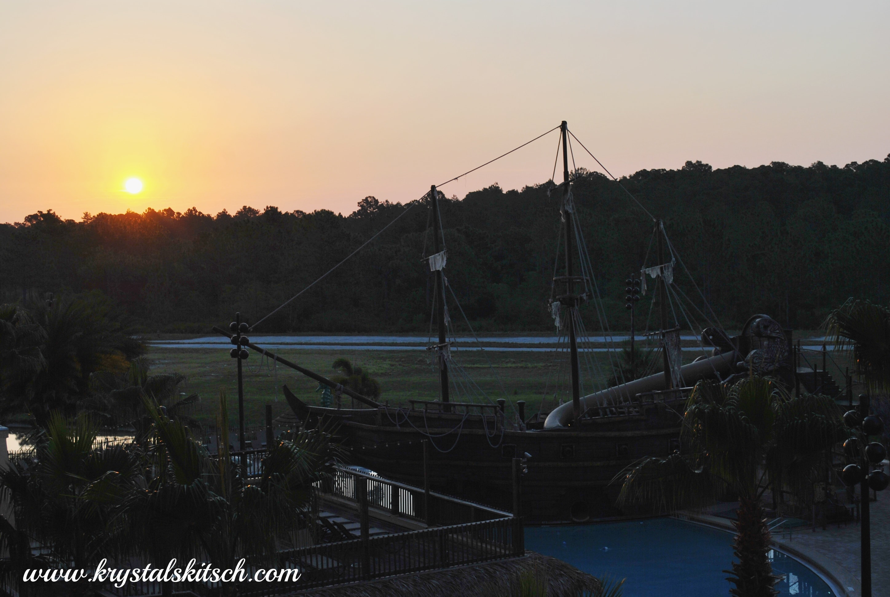 Sunrise Lake Buena Vista Resort Orlando