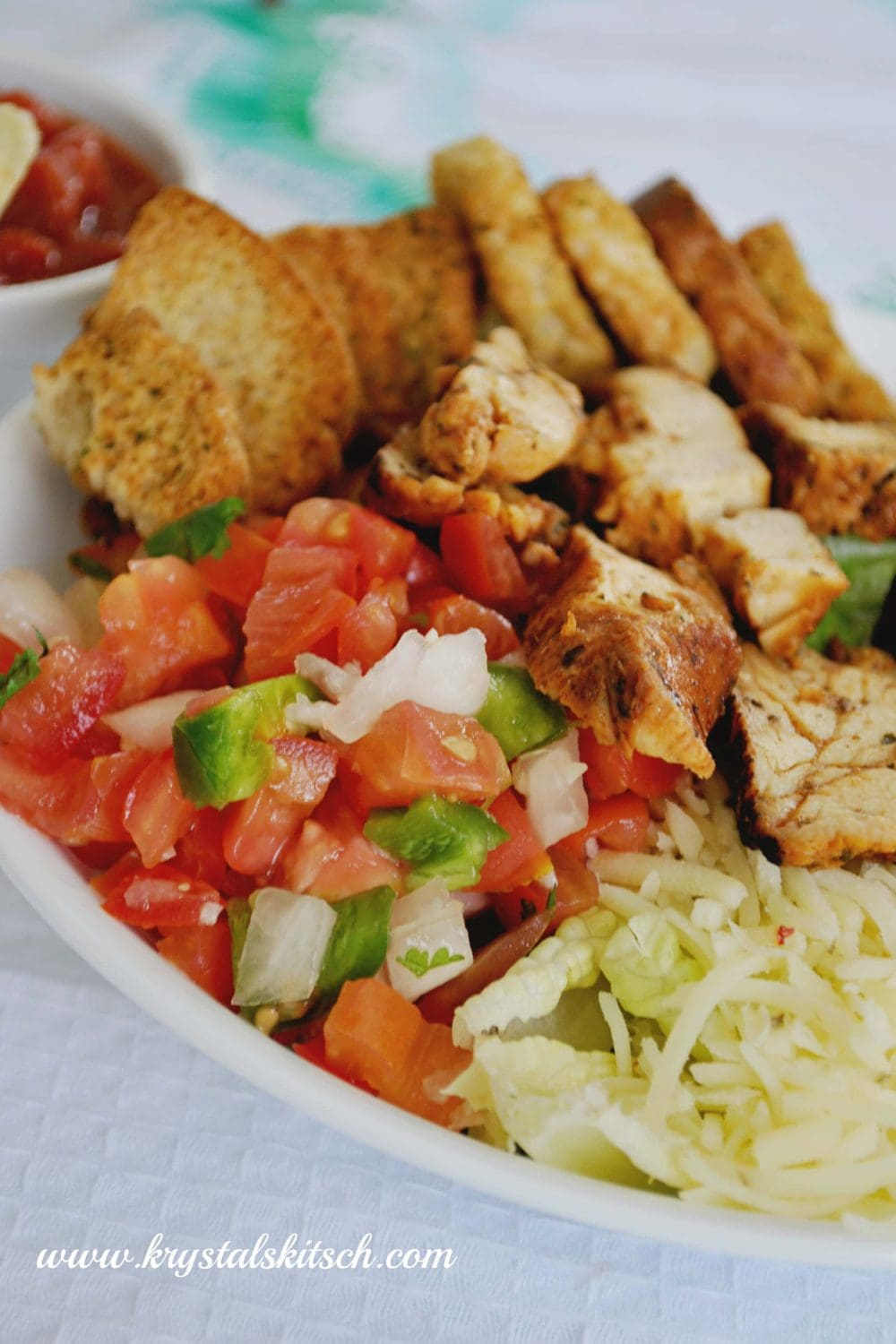 Tyson Grilled and Ready Southwestern Chicken Salad Recipe