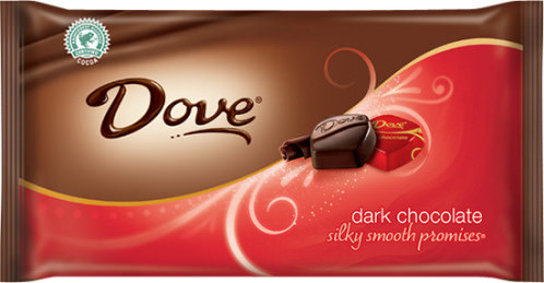 Dove Dark Chocolate