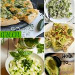 Easy Green Recipes