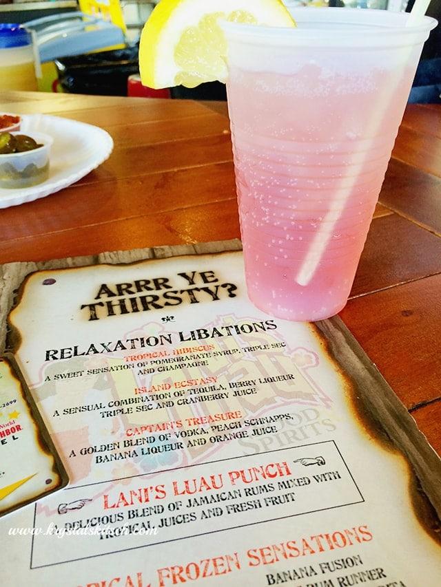 Lake Buena Vista Spa and Resort Tiki Bar