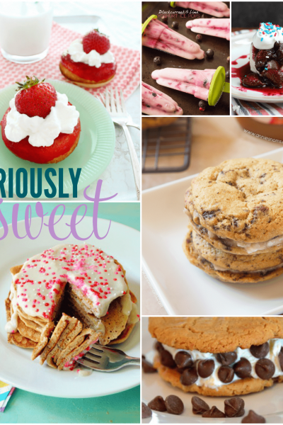 Seriously Sweet Dessert Recipes