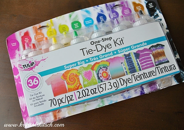 Tulip Tie-Dye Kit Crafts