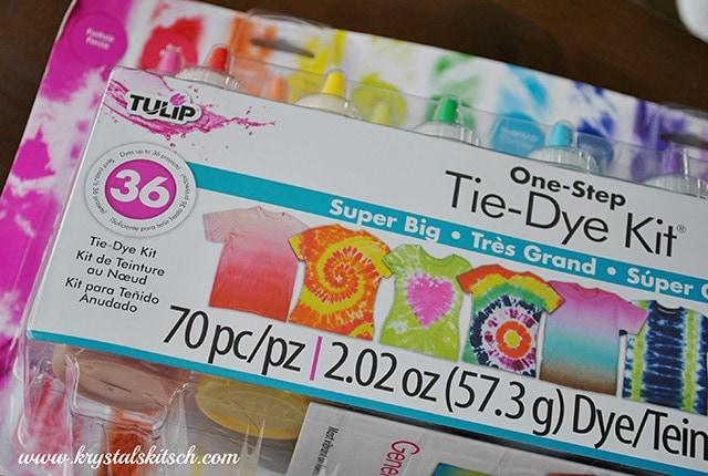 Tulip Tie-Dye Kit