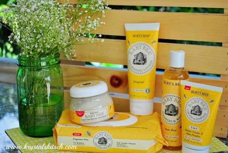 Baby Shower Gift Ideas Baby Bee Burt's Bees