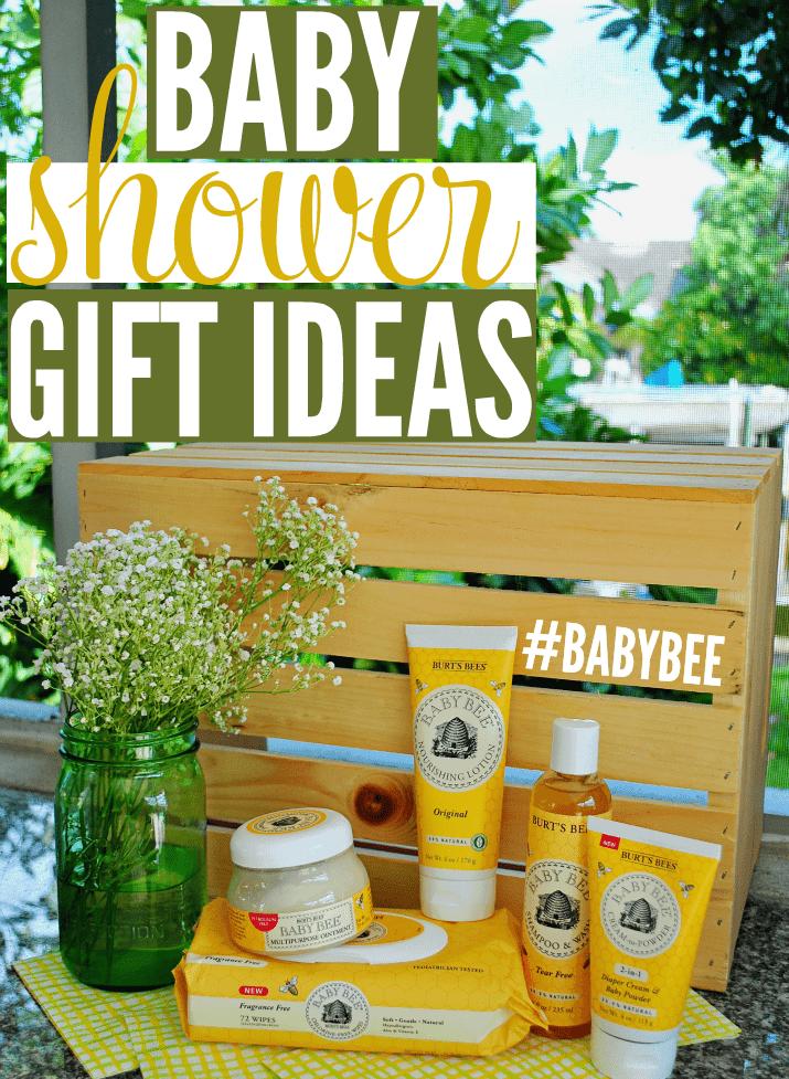 Baby Shower Gift Ideas #BabyBee