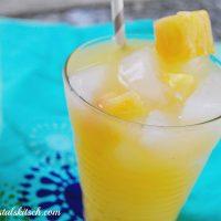 Banana Breeze Cocktail : Banana Rum Cocktails