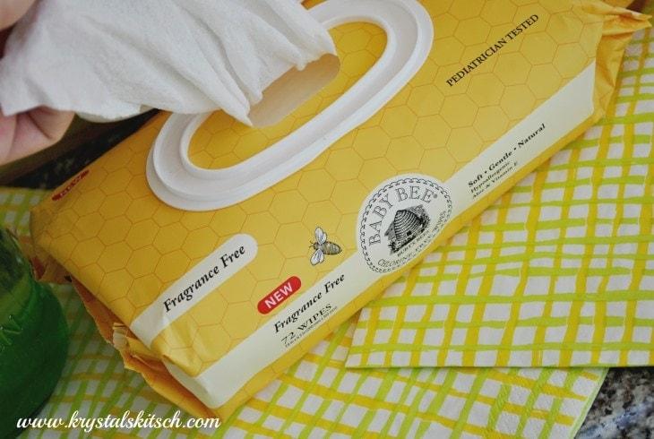Burt's Bees Baby Bee Baby Wipes
