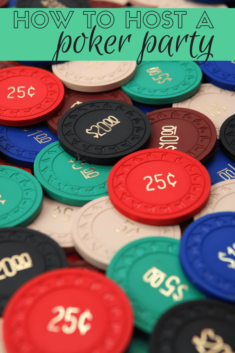 How to Host a Poker Party