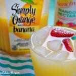 Mango Rum Punch: #SharkWeek Inspired Sips