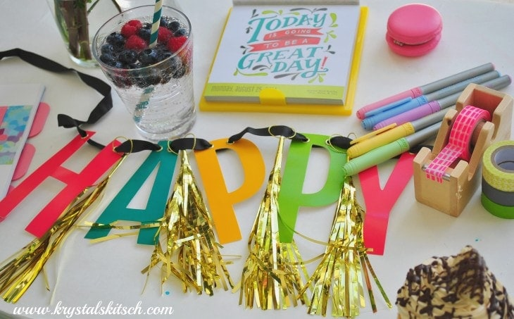 Oh Joy Party Supplies