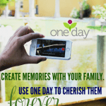 OneDay: An iPhone App to Create Lasting Memories