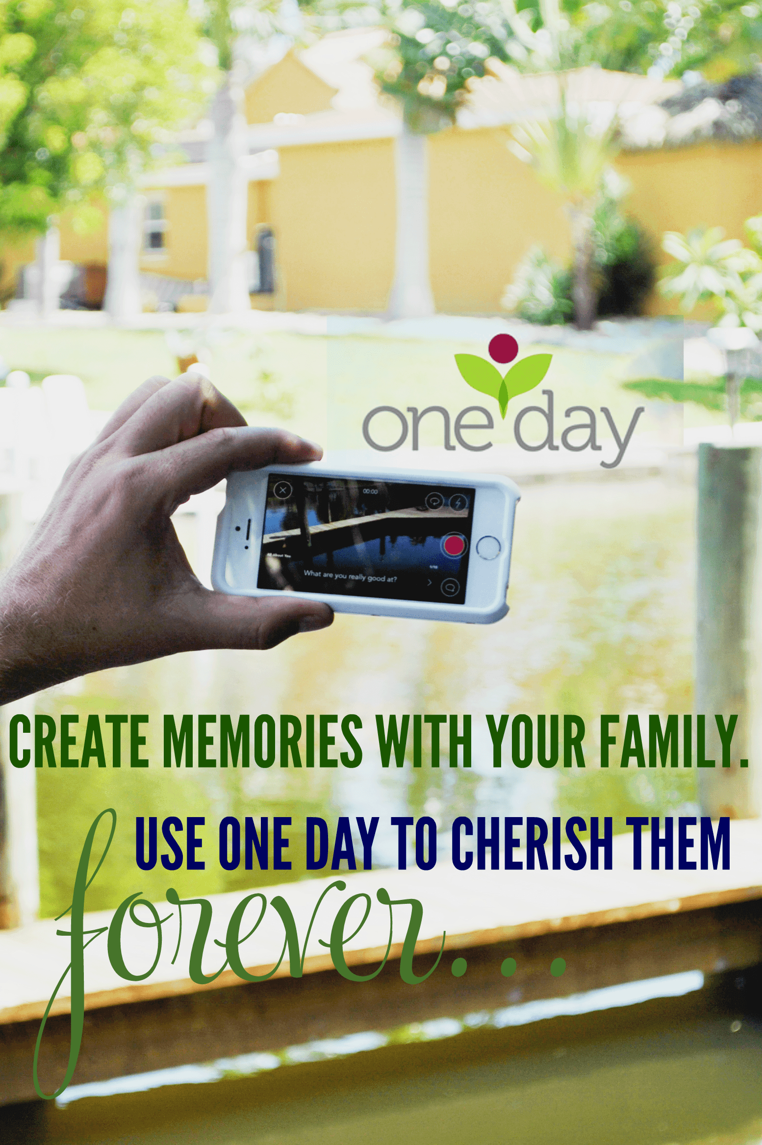 Oneday An Iphone App To Create Family Videos