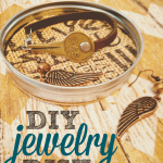 Cheap Craft: Create Your Own Jewelry Tray