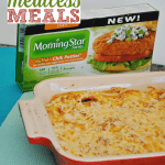 Meatless Meals Inspired by Morningstar Farms
