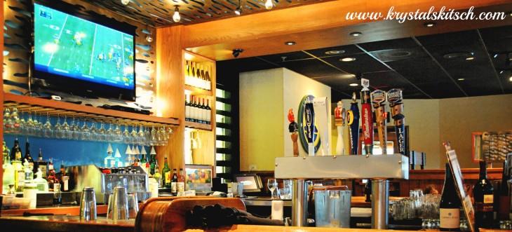 Outback Steakhouse Bar
