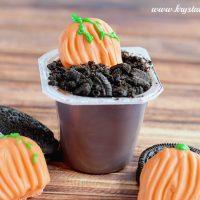 Pumpkin Patch Pudding