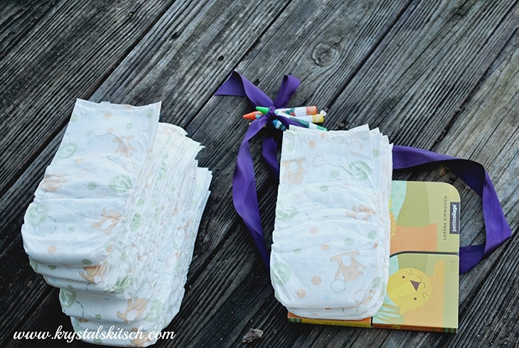 Baby Shower Diaper Gift Ideas