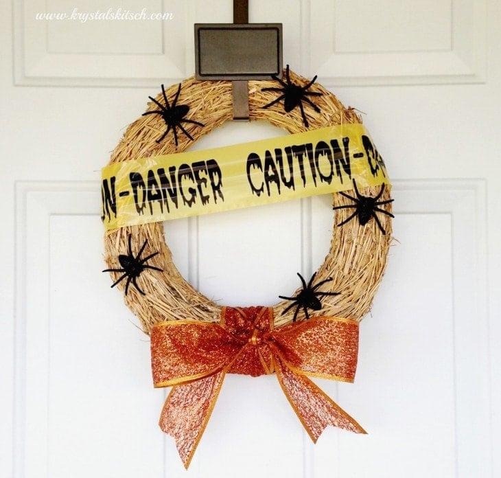 Creepy Wreath