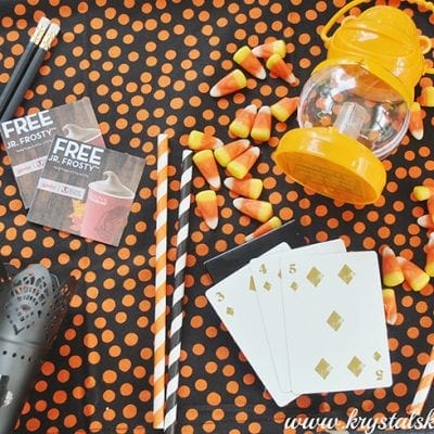 Halloween Treats: Create a Party Favor