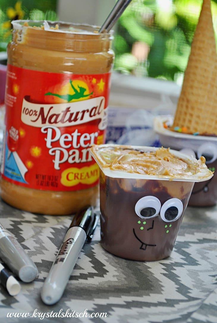 Peanut Butter Pudding Desserts