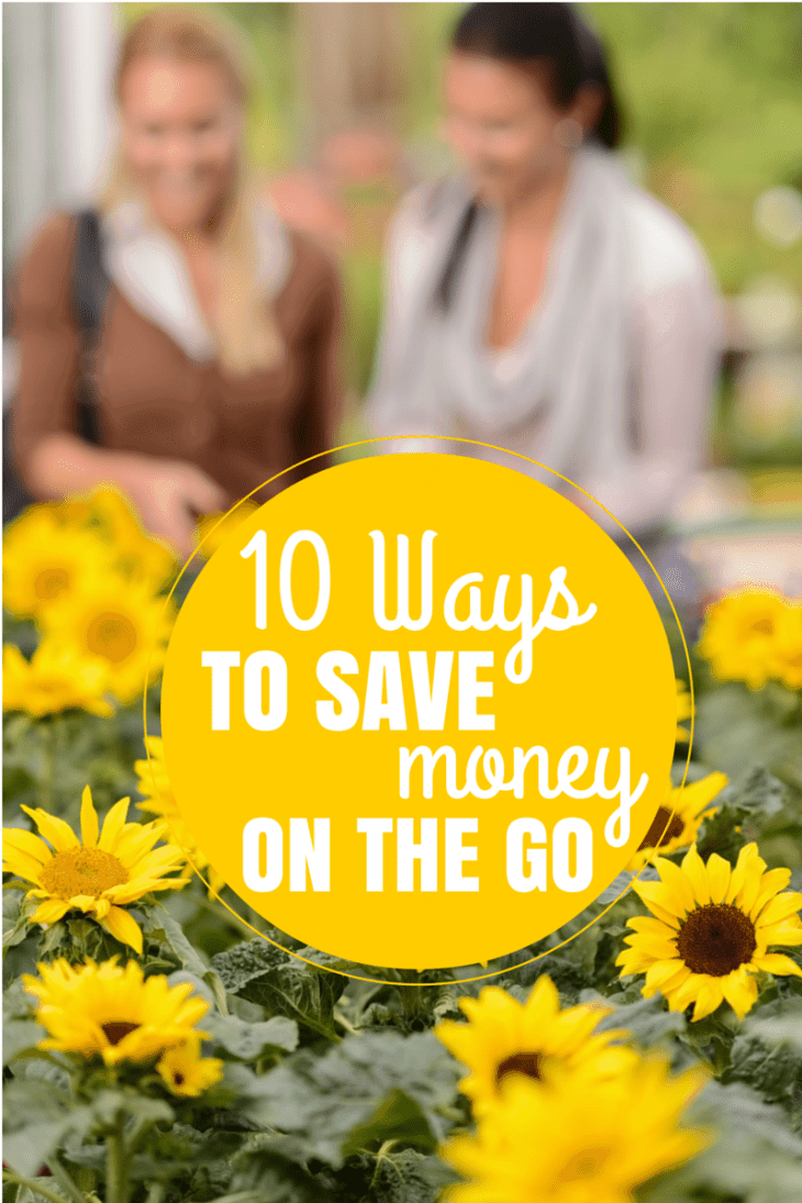 Save Money on the Go