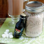 Bailey's Hot Cocoa Recipe + DIY Gift