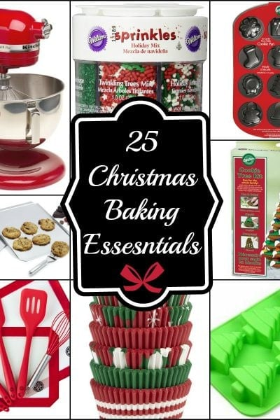 Christmas Baking Essentials