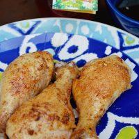 Spicy Honey Chicken Drumsticks