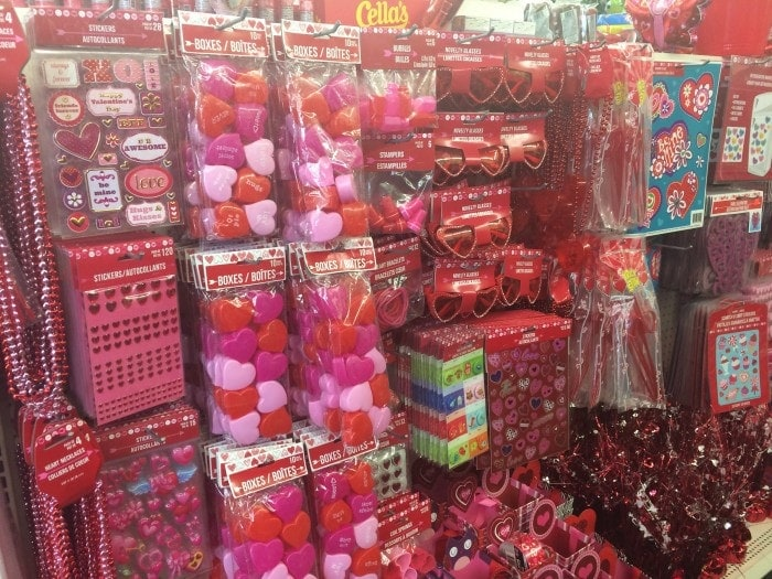 Cheap Valentine's Day Decor