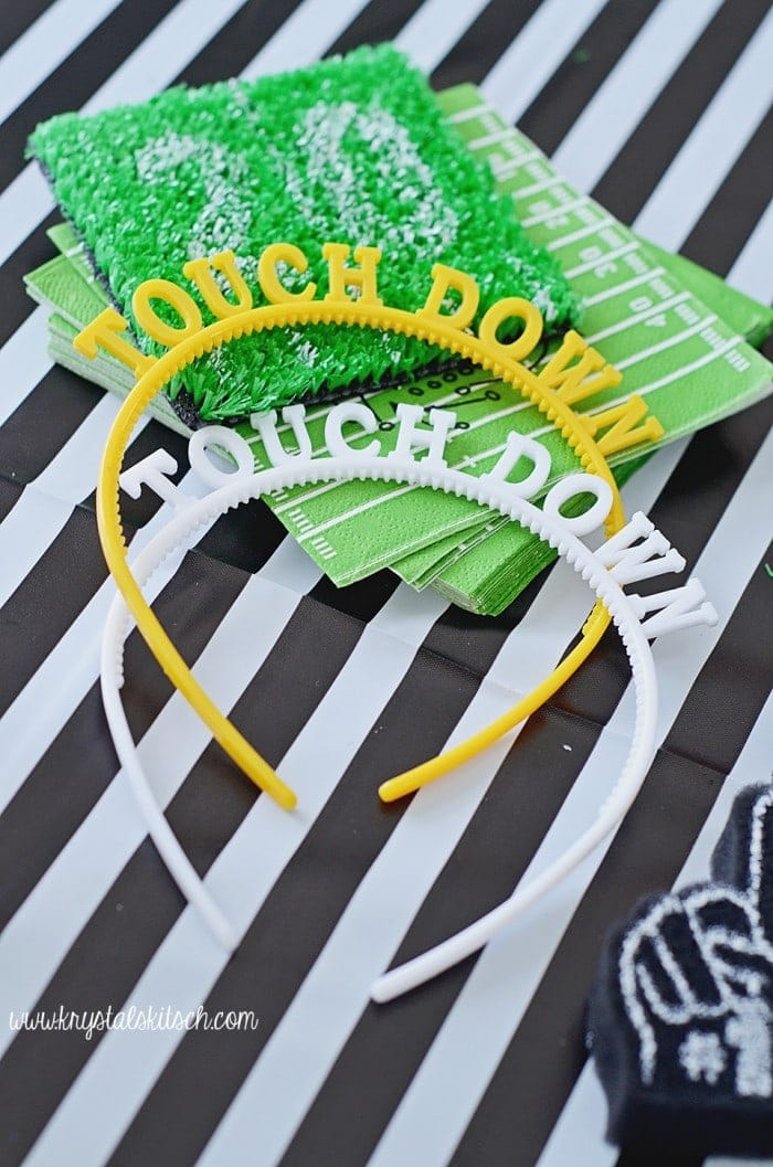 Football Party Favors