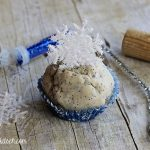Frozen Winter Play Dough Recipe