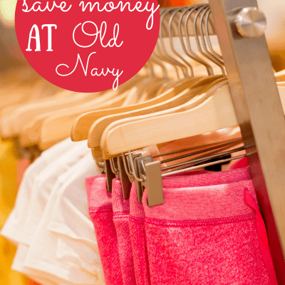 10 Ways to Save Money at Old Navy