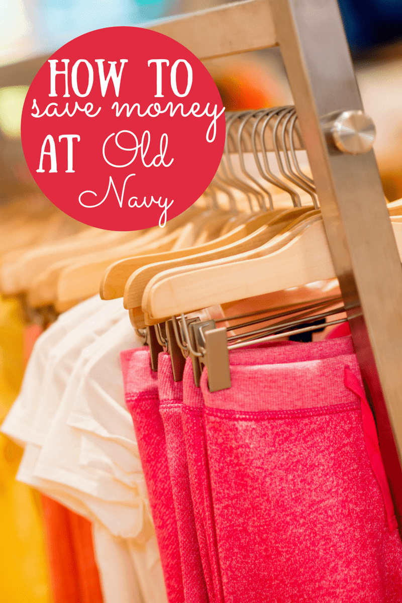 Save Money at Old Navy