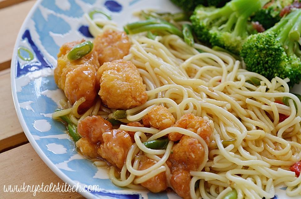 Spicy Bacon Broccoli