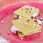 Romantic Desserts: Strawberry S'Mores