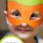Cowabunga!  Tips for Throwing a Teenage Mutant Ninja Turtle Party
