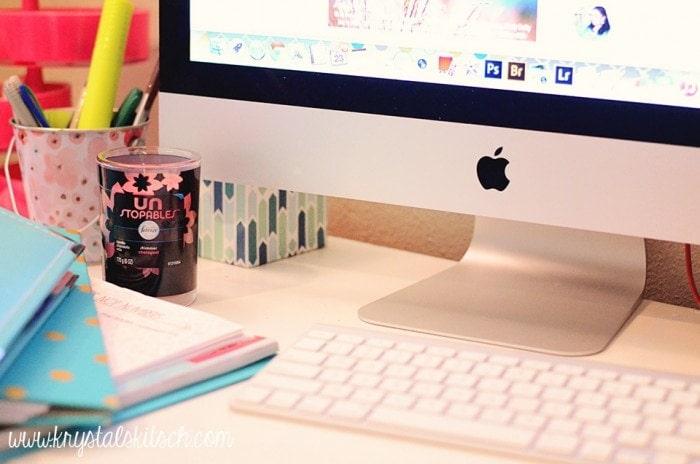 Blogger Desk Ideas