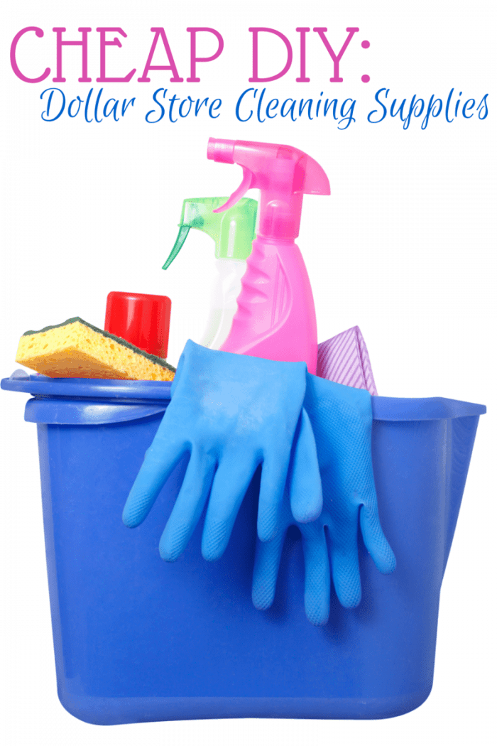 Cheap Cleaning Supplies