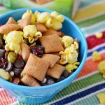 Easy Snack Recipe: Popcorn Trail Mix For Kids