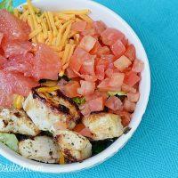 Florida Grapefruit Chicken Salad