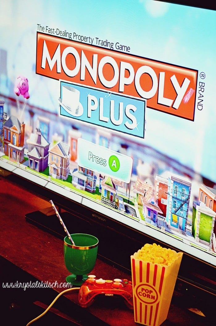 Monopoly Plus Game