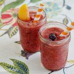 Orange Juice Fruit Smoothie