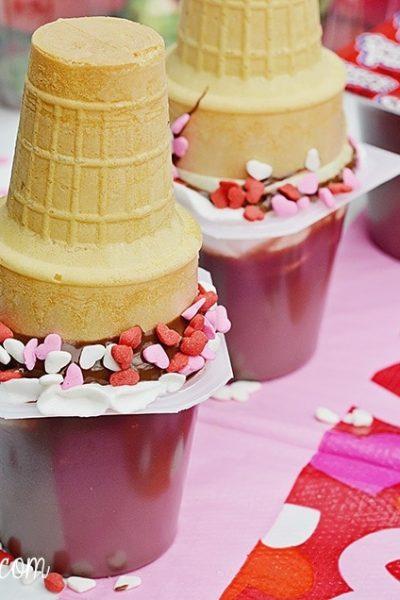 Pudding Cup Dessert
