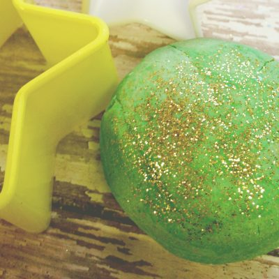 Pot of Gold St. Patrick's Day Play Dough Recipe