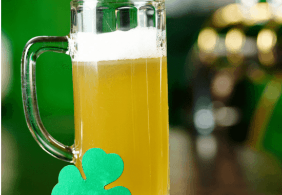 Dollar Store Decor: 7 Ways to Decorate Your Home for St. Patrick's Day