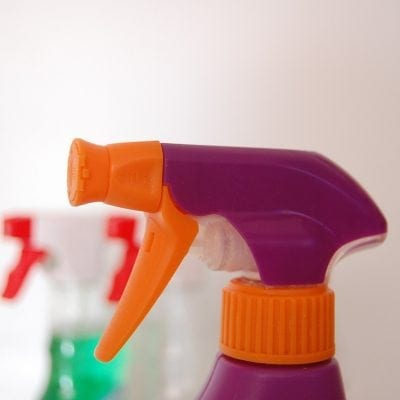 Make Your Own Cleaning Supplies at Dollar Tree