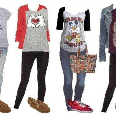 Disney Vacation Fashion Ideas