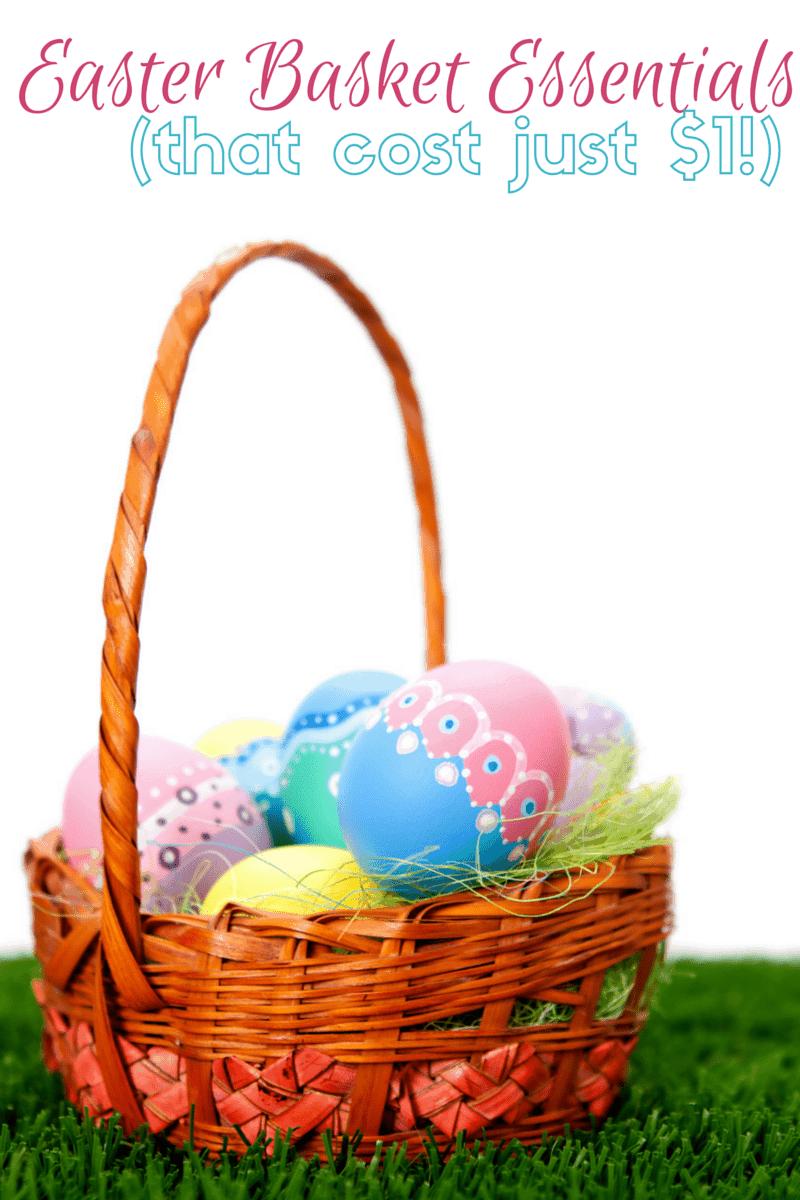 Cheap Easter Basket Ideas