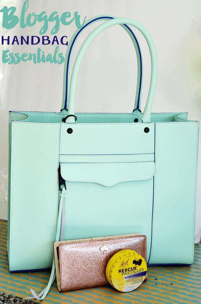 Blogger Handbag Essentials